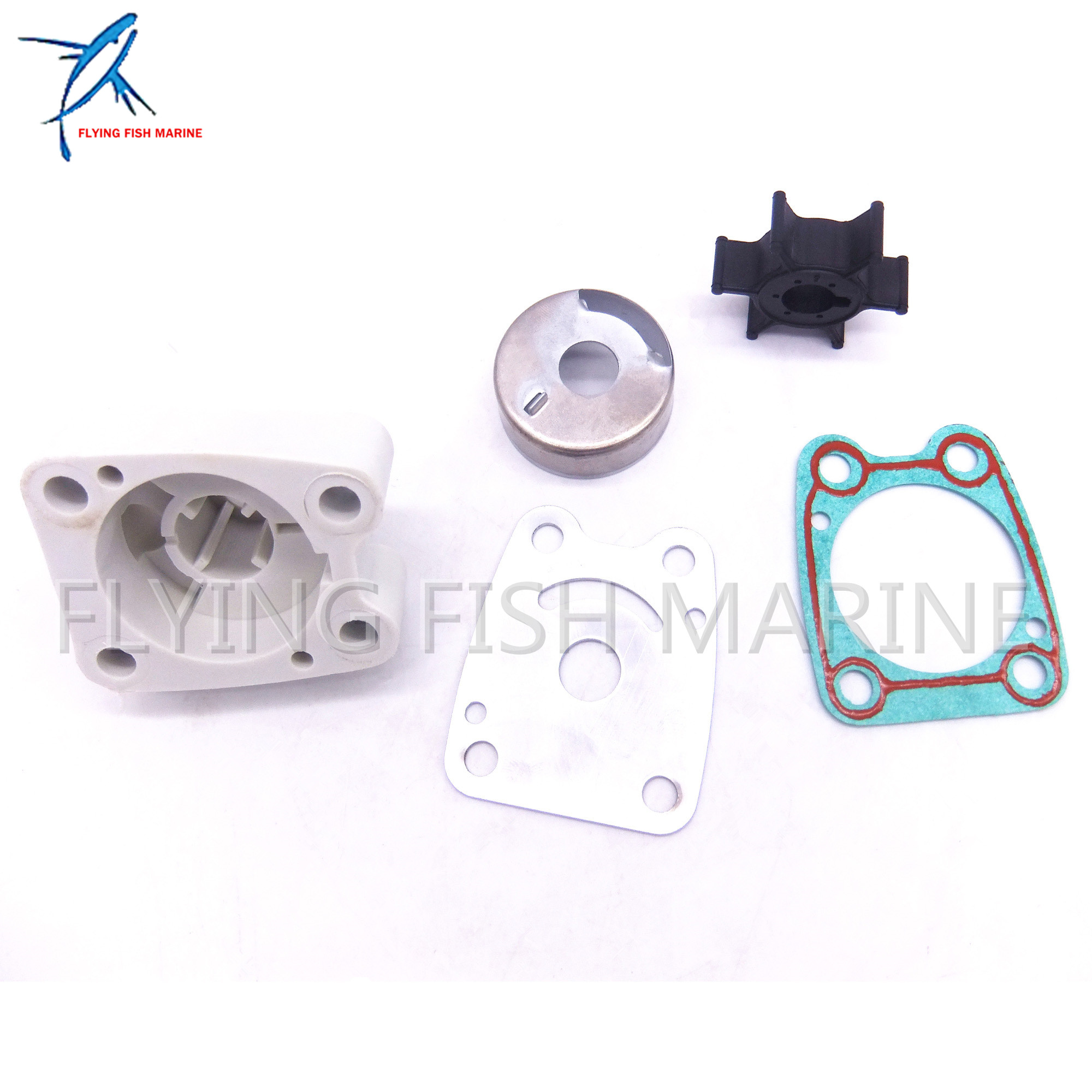 Water Pump Kit For Parsun HDX F4 F5 BM outboard motors ,Free ShippingWater Pump Kit For Parsun HDX F4 F5 BM outboard motors ,Free Shipping