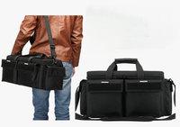NEW Video Functional Camera Bag Camera Case Bag For Nikon Sony Panasonic Leica Samsung Canon JVC Case 3819