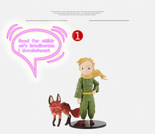 The little Prince and fox anime figure Valentine's gift for girlfriend kids toys home decoration Free shipping все цены