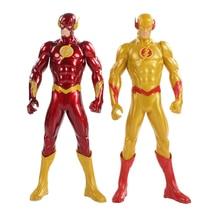 18CM DC Justice League Superhero Flash Barry Allen PVC Anime Action Figure