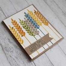 Leaf Metal Cutting Dies New 2019 for Craft Scrapbooking Leaves Autumn Harvest Card Making Album Embossing