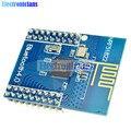 Frete Grátis Placa de Comunicação Módulo NRF51822 CORE51822 BLE4.0 Bluetooth 2.4 GHz Sem Fio RF Controlador 2-3.6 V