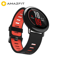 [English Version]Xiaomi Huami Amazfit Pace Sports Watch GPS Heart Rate Waterproof IP67 Bluetooth Men Smartwatch for android IOS
