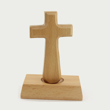 jesus cross wood  christian catholic wooden crafts holesale decor