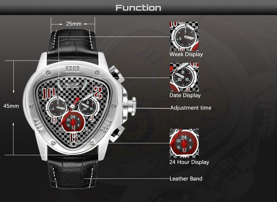 genuíno relógios masculino relógio de pulso automático