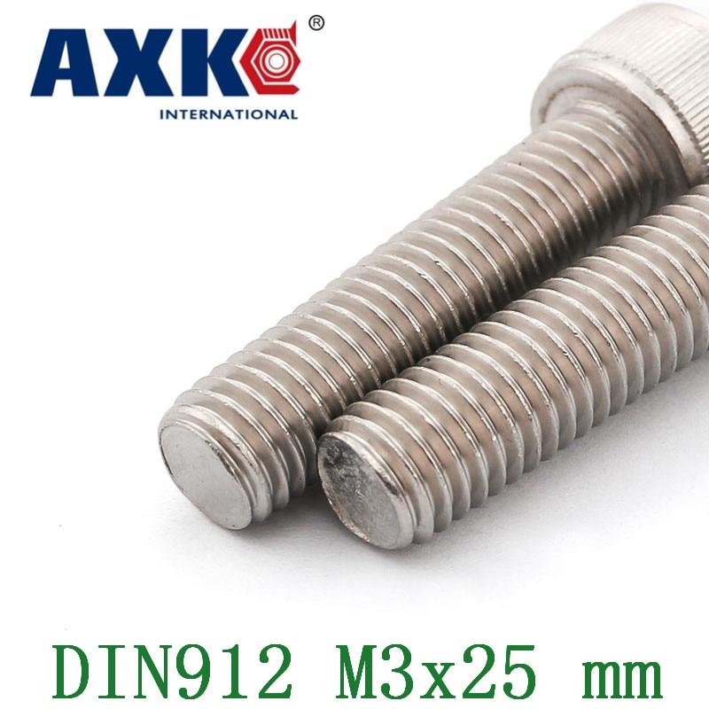 M3x5mm 0.5mm pitch Boulons Hex Socket Cap Knurl Head Vis 100pcs