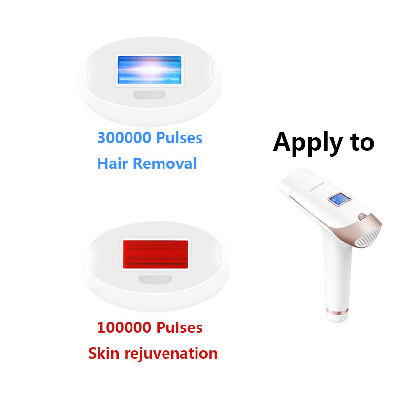 Epilator Lamp Lescolton T009i Replaceable Lamp Of Hair Removal Laser Epilator And Skin Rejuvenation Device