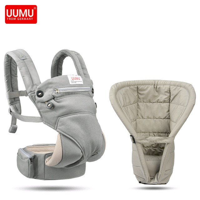 Ergonomic Baby Carriers Backpacks Portable Baby Sling Wrap Cotton Infant Newborn Comfortable Baby Carrying Belt Kangaroo Bags