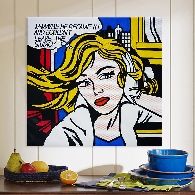 lichtenstein the evolution of pop Roy lichtenstein (october 27, 1923 - september 29, 1997) was a prominent american pop artist during the 1960s, his paintings were exhibited at the leo castelli gallery in new york city and, along with andy his work defined the basic premise of pop art better than any other through parody.