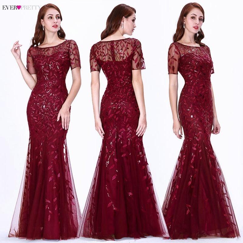 Dresses Ever Evening Mermaid 13