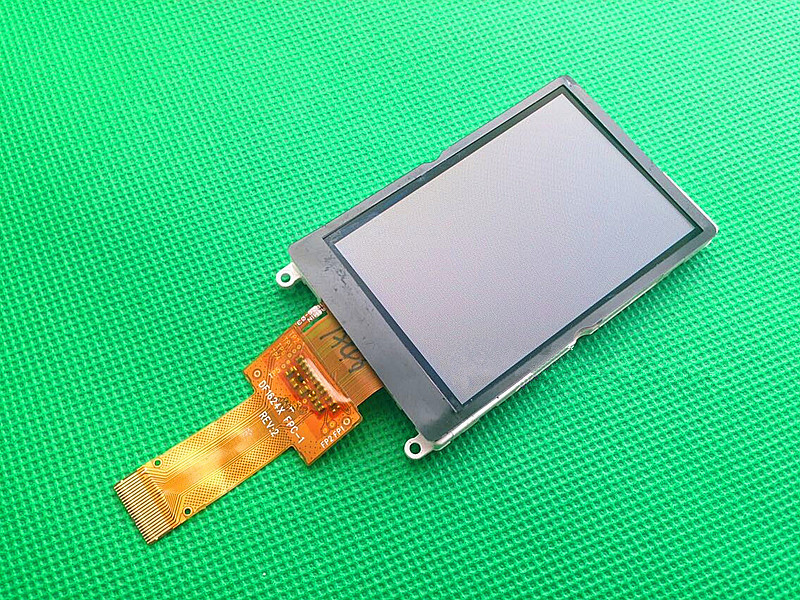 Original 2.6 inch LCD screen For GARMIN GPSMAP 64 64s 64st GPS Nnavigation display panel screen (without touch) original 7 inch for claa080ja11cw car gps lcd screen display panel without touch