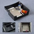 New Car Glove Box Braço Secundário Recipiente De Paletes Caixa De Armazenamento Organizador para a volvo xc60 s60 v60 2009 2010 2011 2012 2013 2014
