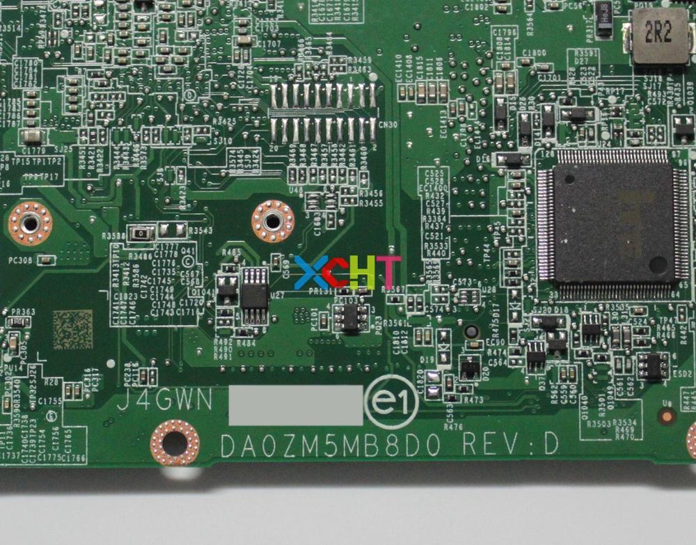 Image 4 - Dell の Inspiron 3135 CN 0PCKF0 0PCKF0 PCKF0 DA0ZM5MB8D0 ワット A6 1450 CPU ノートパソコンのマザーボードマザーボードテスト -    グループ上の パソコン & オフィス からの ノートパソコン マザーボード の中