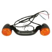 LED Rear Brake Light Turn Signal Bar For Harley FLHX Street Road Glide 10 18