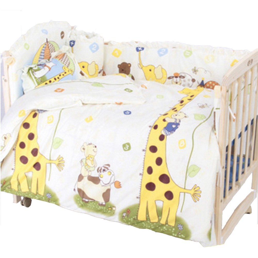 Crib bumper for sale philippines - Outad New Cute 100 58cm 5pcs Set Promotion Cotton Baby Children Bedding Set Comfortable