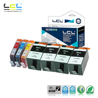 LCL 920XL 920 XL 7 Pack 4KCMY Ink Cartridge Compatible For HP Officejet 6000 6500 6500