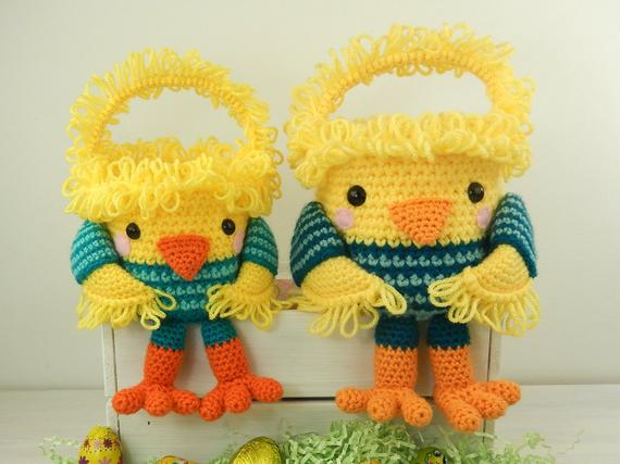 Crochet Toys  Frog Or Chick  Model Number B05111
