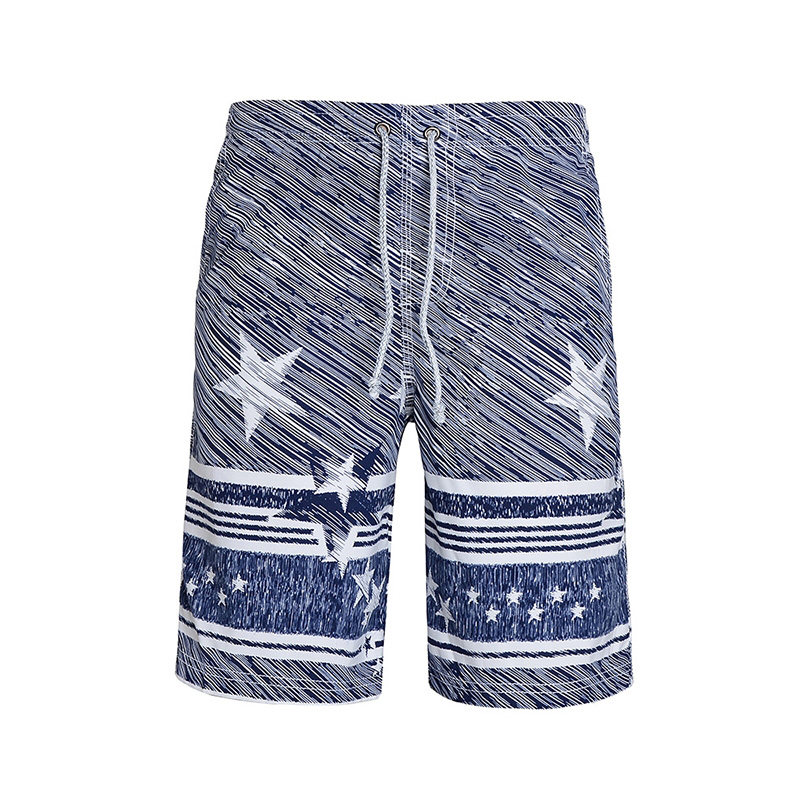 Brand Men's   Board     Shorts   New Man Summer Designer Fashion Printing Casual   Shorts   Quick Drying High Quality Beach Pants HF1402