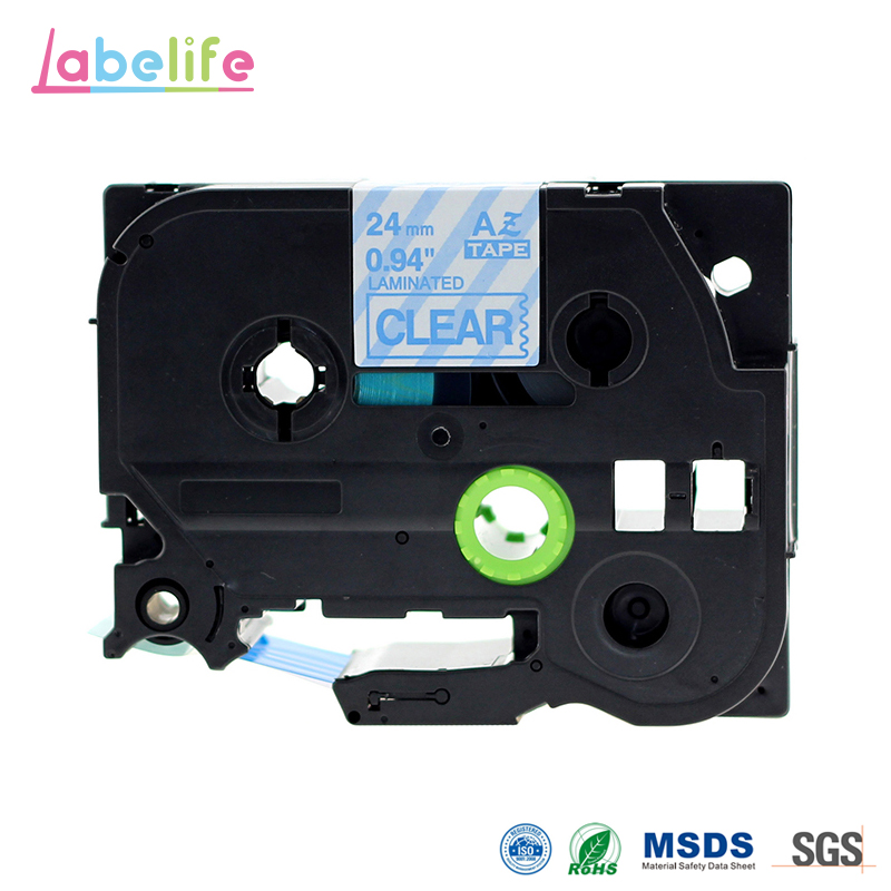 It is an image of Playful Brother Pt 1000 Label Tape