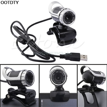 360 Degree USB 2.0 Cable 50 Megapixel HD WebCam Web Camera With Microphone for Desktop Computer Laptops Accessories
