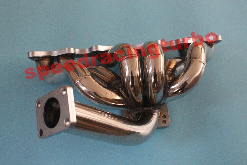Collecteur d'échappement pour Toyota Supra 1JZ VVTI JZX100 89 93 VVTI Turbo collecteur TD06 - 4