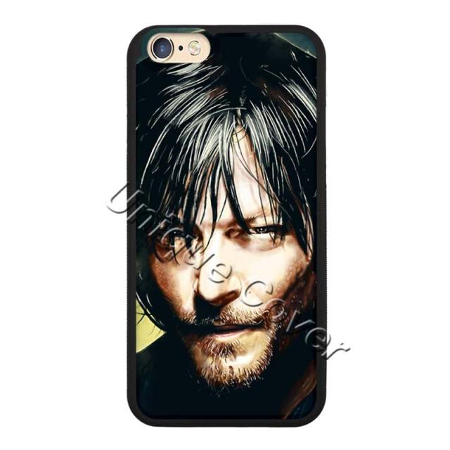 The Walking Dead TPU Cover for iPhone
