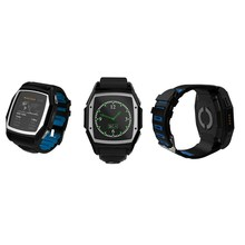 Smart Watch Phone Unterstützung TF Sim GPS Kamera Smartwatch Reloj Inteligente Gesundheit Pulsmesser Tragbares Gerät Armbanduhr