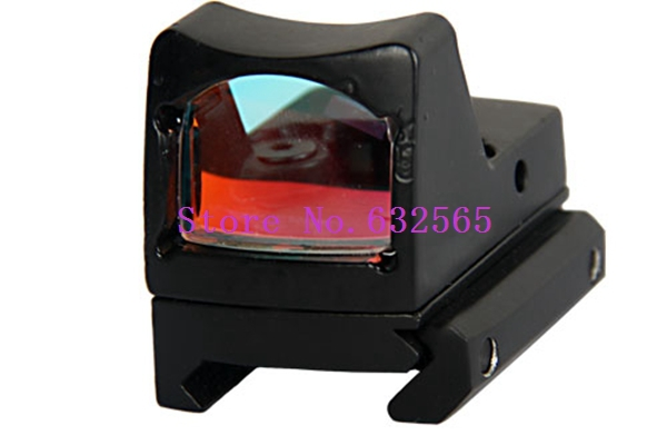 цены  Tactical Trijicon Style Red Dot Scope Red dot sight Hunting Guns Sight reflex sight red dot for pistol handguns