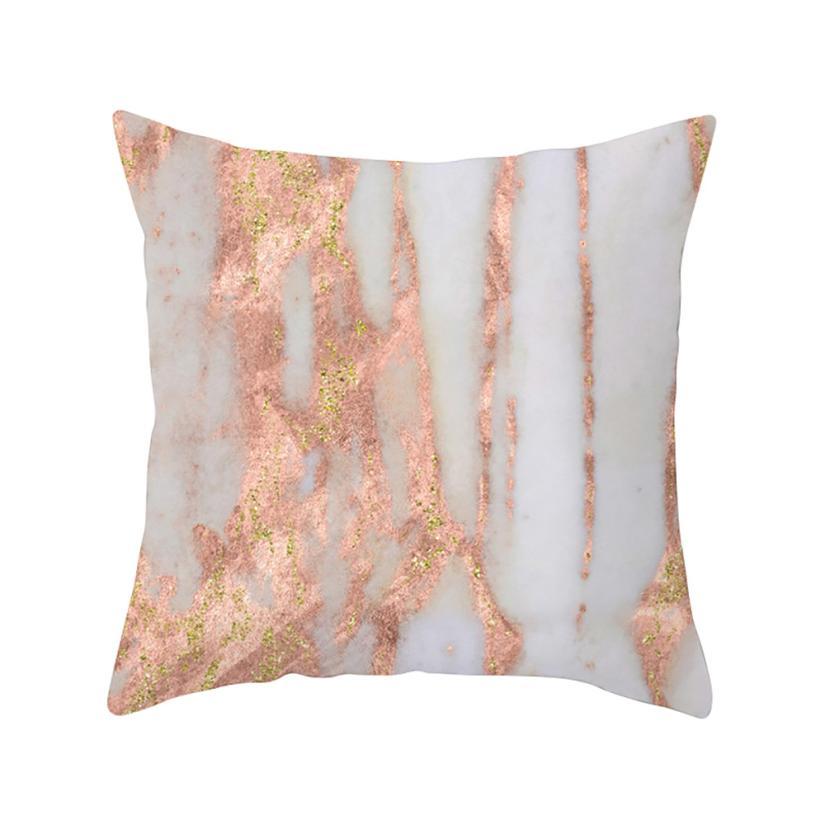House LC  Cushion Cover 45cm*45cm Square Pillow Case Home Car Decor Pillowcases Fronha da almofada Kissenbezug 18MAY27 DropShip