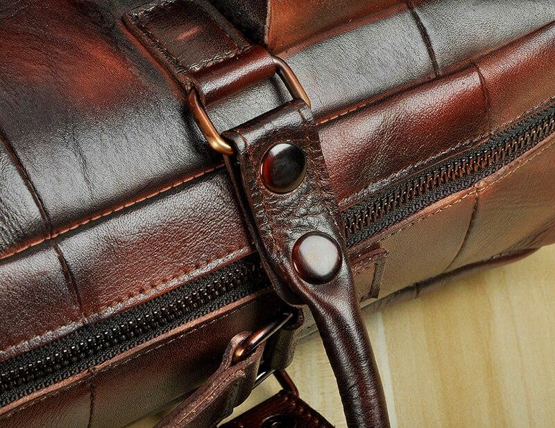 HTB1lJYQXsvrK1Rjy0Feq6ATmVXaC Original leather Men Fashion Handbag Business Briefcase Commercia Document Laptop Case Design Male Attache Portfolio Bag 3061-bu