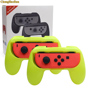Image 5 - 2PCS For Nntend Switch ABS Joystick Grip Handle Joypad Stand Holder For Nintend Switch NS Left Right Joy Con Joycon Controller