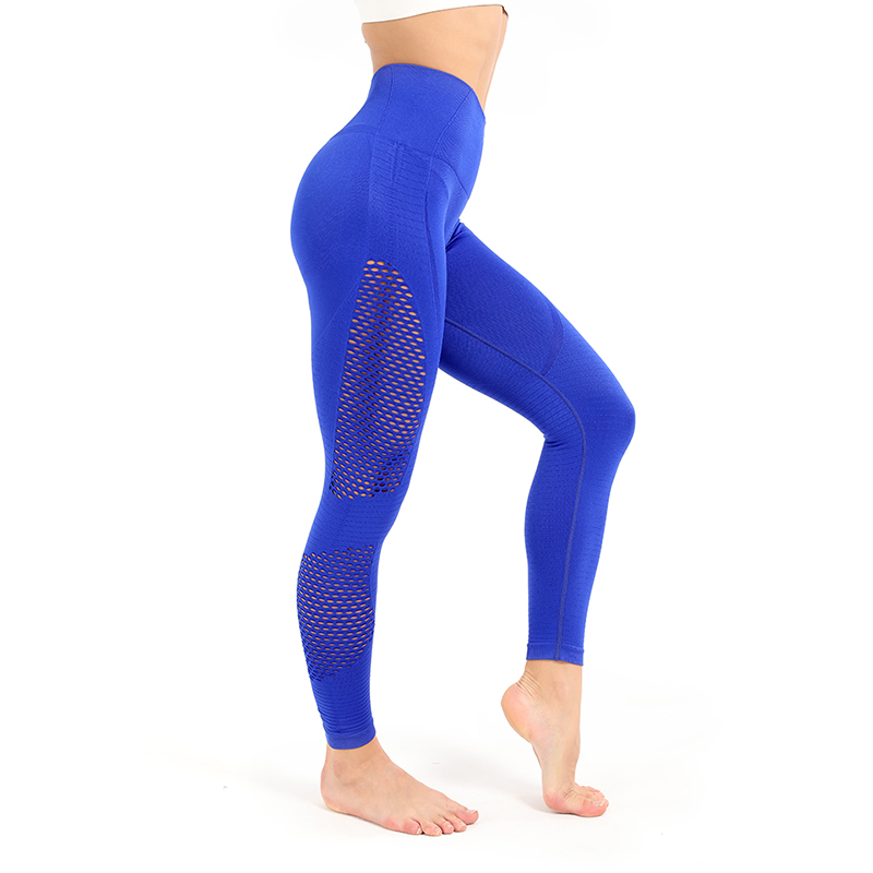 Women Energy Seamless Tummy Control Leggings Pants Super Stretchy High Waist Push Up Hips Leggings High Elastic Skinny Trousers