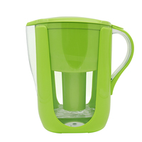 Household Kitchen Tap Water Purifier Water Filter Kettle 1 Pitcher for Water Filters Carbon for Brita Filter Green