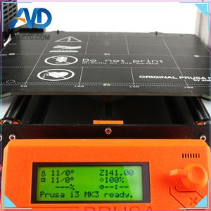 Image 5 - Klon Prusa i3 MK3S yazıcı tam kiti Prusa i3 MK3S DIY ayı 3D yazıcı dahil olmak üzere Einsy Rambo kurulu