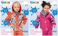 2015 spring and autumn male child with a hood wadded jacket outside sport outdoor jacket male big boy