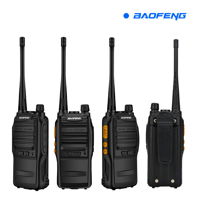 Image 2 - Baofeng S88 2 Mini Walkie talkie Wireless Portable Private Drive Hotel Tourie Security Walkie talkie 5KM Radio Comunicador-in Walkie Talkie from Cellphones & Telecommunications