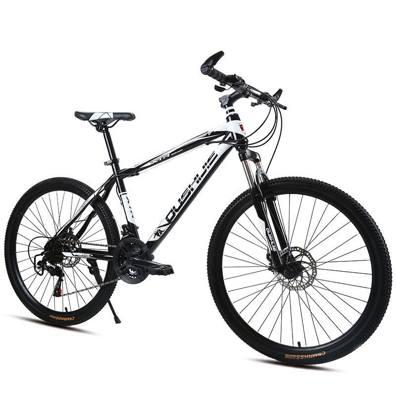 Mountain Bike Super Lightweight 26 Inch 27 Speed Male And Female Students Shock Absorbing Speed Bicycle