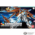 OHS Bandai HG Build Fighters 047 1/144 Scramble Gundam Mobile Suit Assembly Model Kits