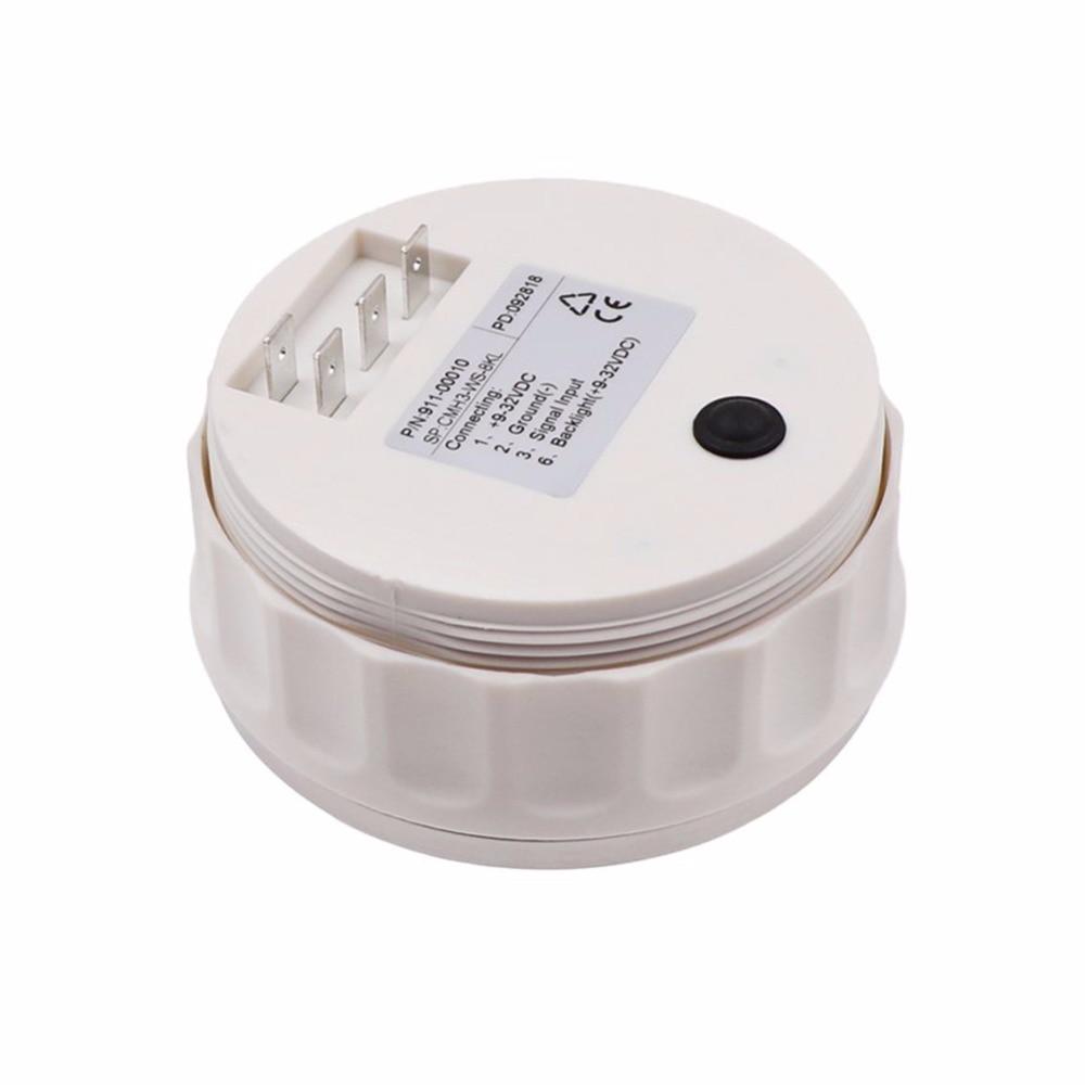 Image 4 - Digital Engine Tach Hourmeter Tachometer Gauge 6000 /8000 /9990 RPM Meter Display for Motorcycle Motor Marine Car-in Tachometers from Automobiles & Motorcycles
