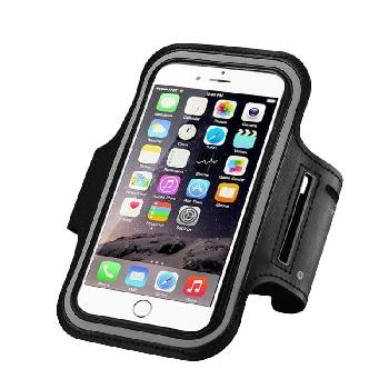 กีฬาแขนวงแขนสำหรับiPhone 6 6วินาทีออกกำลังกายกันน้ำสำหรับS Amsung g alaxy S3 S4 S5 S6/ขอบS7 XiaoMi Mi5หนังPUปกโทรศัพท์