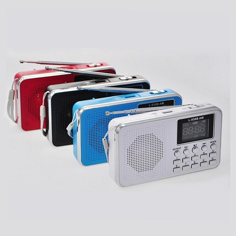 Portable Radio Usb Port
