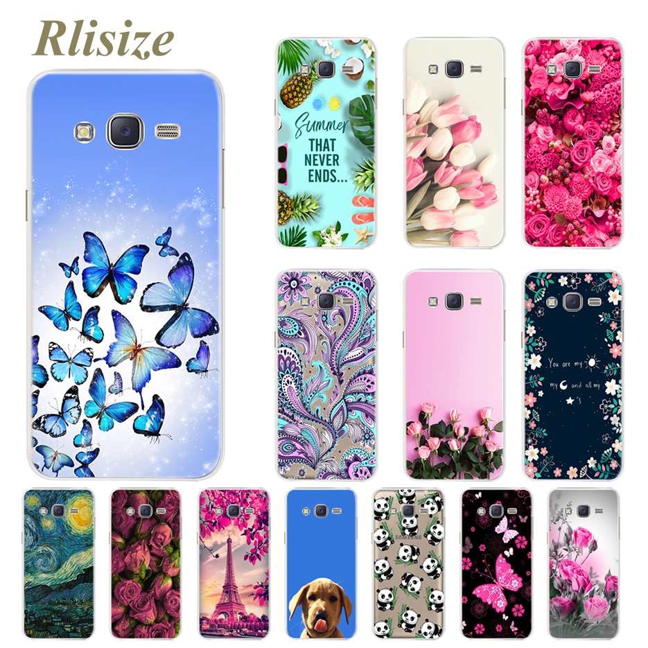 Patterned-Case G532F Soft-Silicone Samsung Galaxy J2-Prime Cute For Fundas