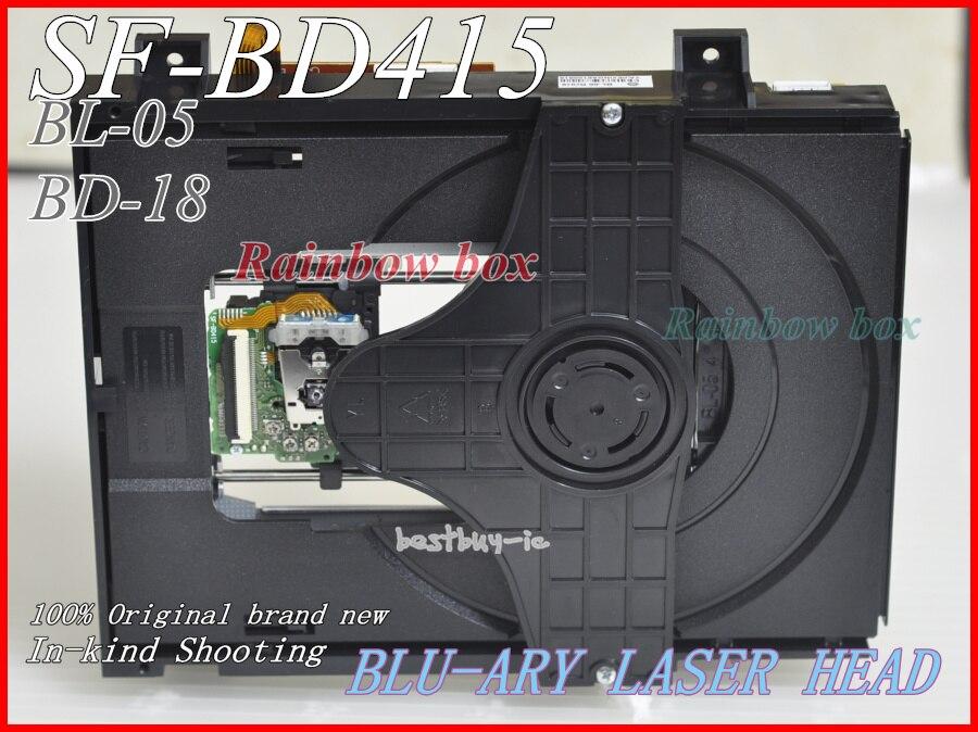Original nouveau Jieke Blu-ray SF-BD415 tête laser DL-05 hors de l'entrepôt 415 BD-18 chauve cadre en fer