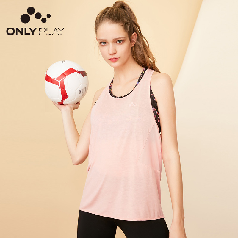 ONLY PLAY Women 39 s Spring amp Summer Sports Sun top 118103515 in T Shirts from Women 39 s Clothing