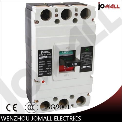 400 Amp 3 pole cm1 type Moulded case type circuit breaker mccb 400a 3p 220v ns moulded case circuit breaker