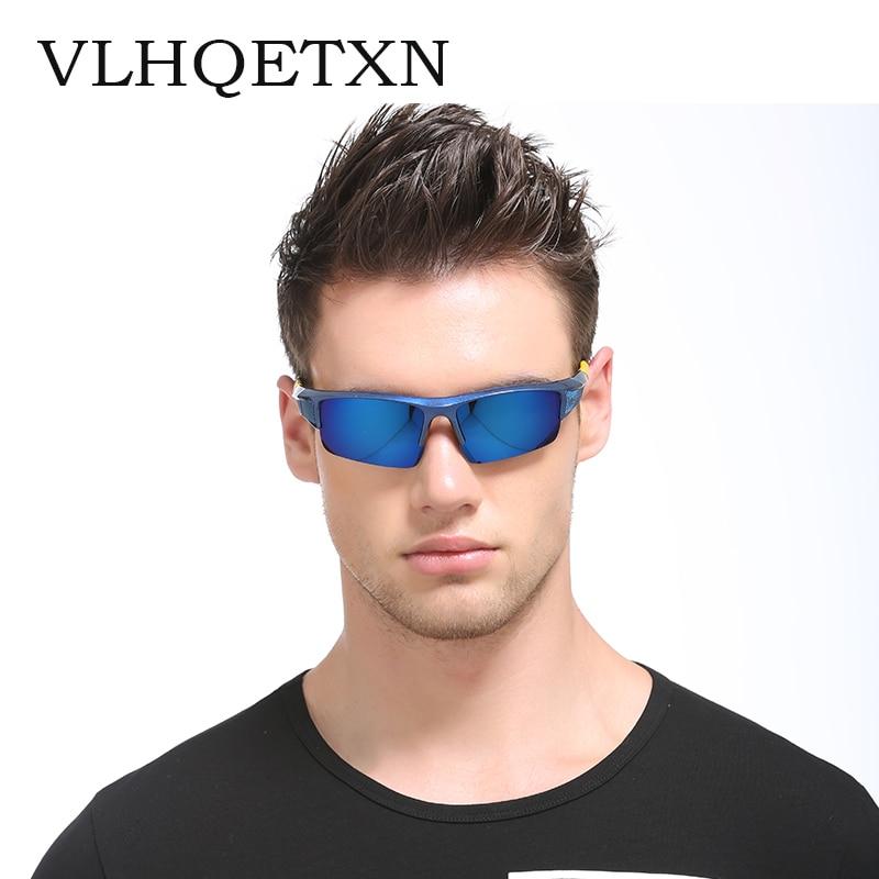 Obedient Vlhqetxn Mens Sunglasses Brand Designer Polarized Sun Glasses Men Outdoor Fishing Driving Glasses Rubber Legs Oculos Masculino Men's Glasses