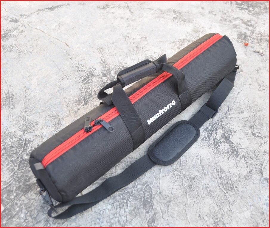 Diâmetro 13 cm câmera tripé bolsa de transporte 50 60 70 75 80 cm caso viagem para manfrotto tripé 190xprob