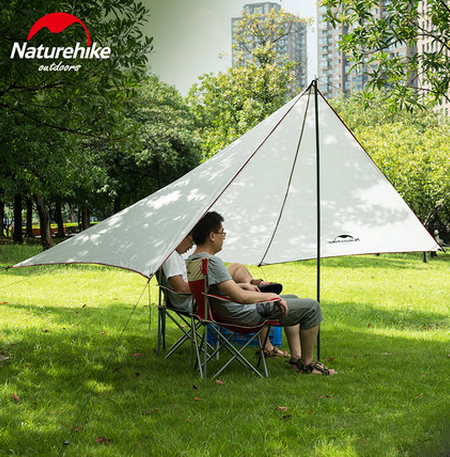 Naturehike 2016 New Portable Outdoor Sunshelter Waterproof Ultravioletproof Shade Tent Awning Canopy NH15T003-M esspero canopy