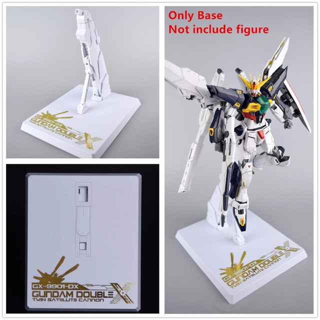 Fortress model MB style Double X DX Display Base for Bandai MB MG 1/100 Gundam DB014*