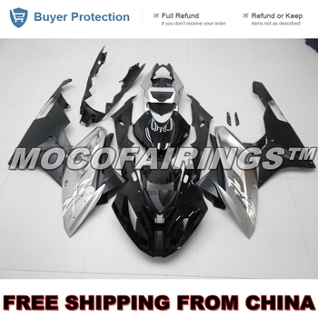 Gloss Grey And Matte Black Color S1000RR 2015 2016 Fairing Kit For BMW S1000 RR Motorcycle Bodywork Injection Mold
